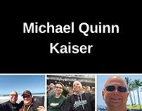 Michael Quinn Kaiser - Creating High-Performance