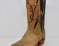 WISTERIA Boots