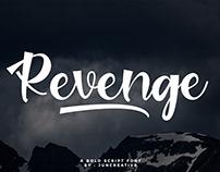 Free | Revenge Bold Script