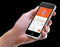 Mobile App Design: Swipii App Concept