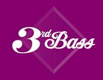 3rd Bass Logo Dev
