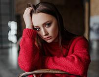 Portrait series: Dalina