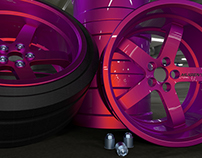Mugen Aftermarket Wheels