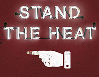 If you can't stand the heat Poster