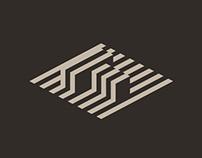 Terravall. Logo design