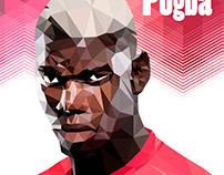 Low Poly Manchester United