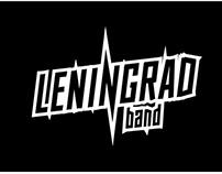 Оформление группы Ленинград. LENINGRAD BAND