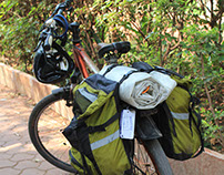System Design -transportation of touring bikes