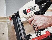 Porter Cable Cordless Nail Guns