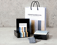 Corporate Design for Fontarocca AG