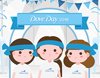 2D Animation | Dove Day 2016