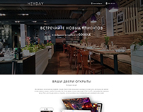 Web site for Heyday View