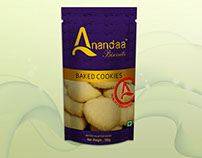 Anandaa - Package Design