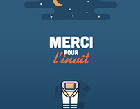 Application Mobile : Merci Pour l'invit