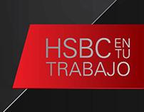Trabajos realizados para HSBC y QBE