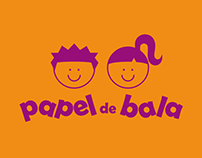 Papel de Bala - Visual Identity
