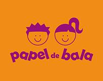 Papel de Bala - Visual Identity