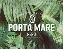 Logo for Porta Mare Perú - Eco Friendly Company