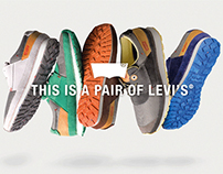 Levi's - Wasteless Shoes Project