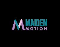 Propuesta de logotipo para Maiden motion