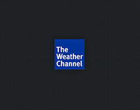 The Weather Channel App Rebrand 2012