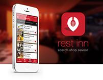 Rest Inn   iOS and Cross Platform Mobile App