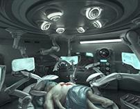 Alien Surgery Virtual Reality