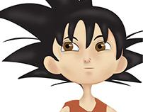 Cartoon character شخصية كرتونية