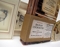 Balkan Cooknotes - cookbook series