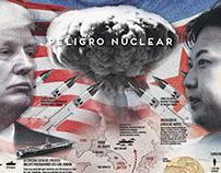 Infographics - EE.UU - North Korea