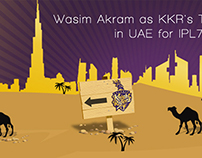 Wasim Akram Facebook Page Cover Photo Designs Vol-3