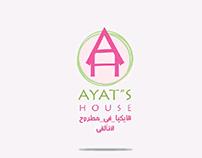 ayat house logo