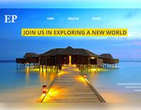 User Interface Design | Web app | Landing Page