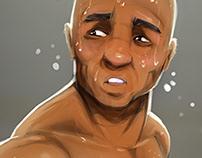 boxer & coach