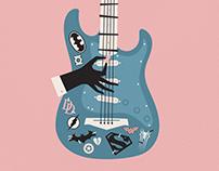 guitar hero | posters