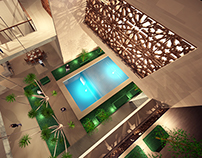 The COURTYARD | Rendering