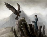 Raveneer Board Game Concept Arts