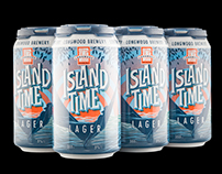 Island Time Lager