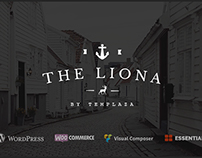 LIONA - A Creative WP Theme