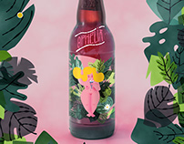 OPHELIA | Alcoholic beverage for women