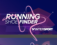 Running Shoe Finder - Intersport