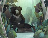 World bear day: art for impact