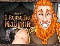 Projeto O Roubo do Mjölnir - SBGames 2017