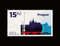 Czech Post Stamps