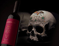 VINYES OCULTS - Blend / Packaging