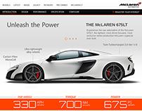 McLaren Project