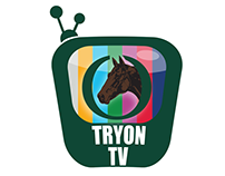 Tryon TV Logo Design