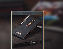 Lamborghini smartphone catalogue