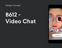 B612-Video chat