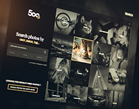 500px redesign concept approach